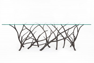 Blackthorn Foyer Console Table