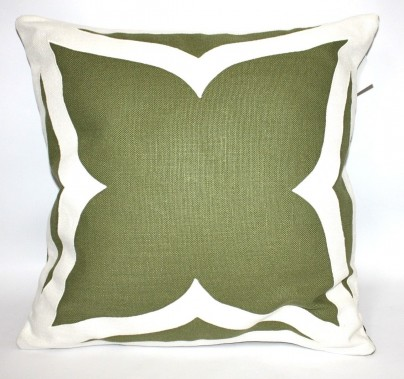 "Grace Accent Pillow - 18"" x 18"""