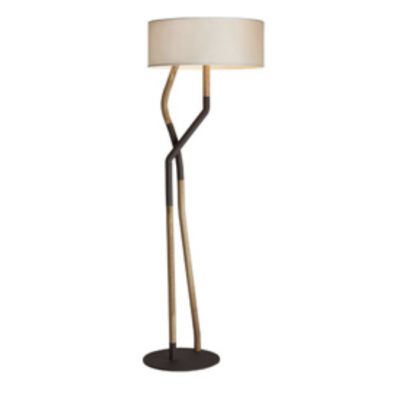 Oakline Simple Floor Lamp