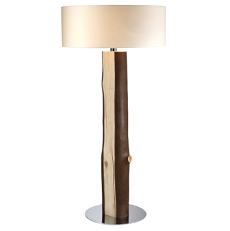 Bleu Nature LogGlove Floor Lamp