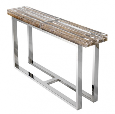 Bleu Nature Stream Console Table