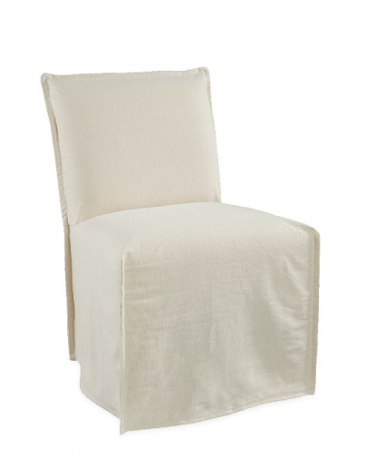 Samba Slipcovered Dining Chair