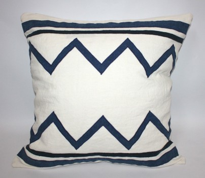 "Sophie Throw Pillow - 24""SQ"