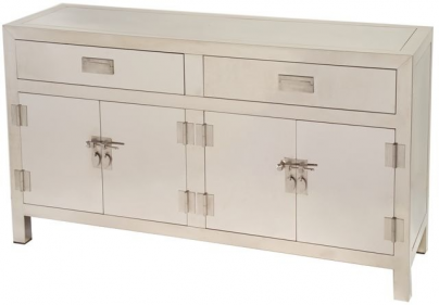Stainless Steel Sideboard