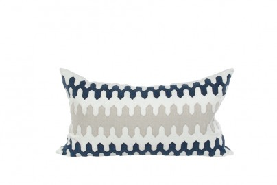 "Amelie Lumbar Pillow - 32"" x 18"""
