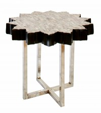 Lotus Side Table