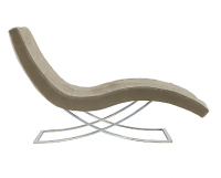 Manchester Modern Chaise Lounge