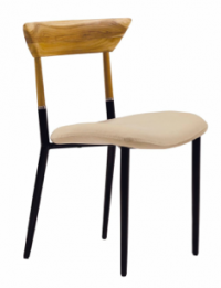 Atelier Armless Dining Chair