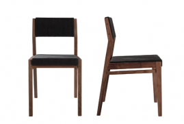 Teak Ex Chair – Armless