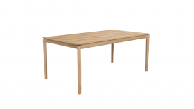 Oak Bok Dining Table available at Jalan Jalan Collection