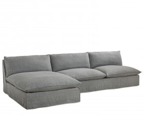 Sahra sectional sofa