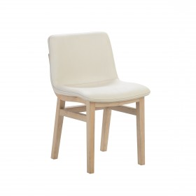 Cocoon Dining Chair Bleu Nature