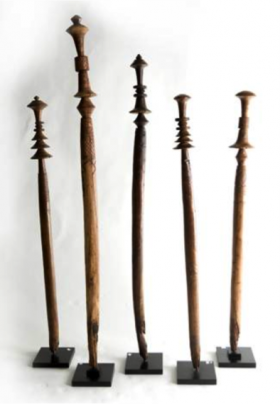 Tuareg Walking Stick
