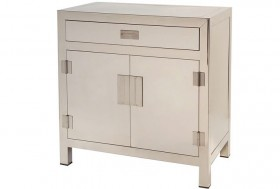 Stainless Steel Dressoir / Cabinet