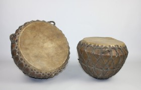 Laddakh Drum - from India