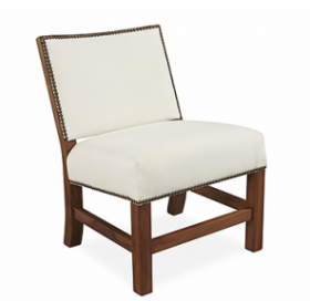 Teak Shin Toaster Outdoor Chair
