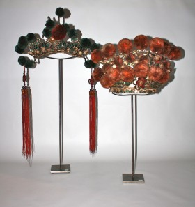 Chinese Opera Crown & Wedding Hat