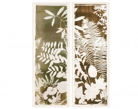 Shade Garden - Photogram Print