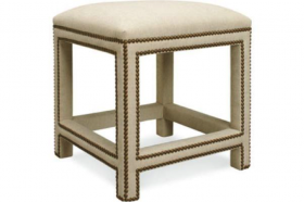 Huntley Square Ottoman