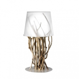 Kinau Driftwood Table Lamp
