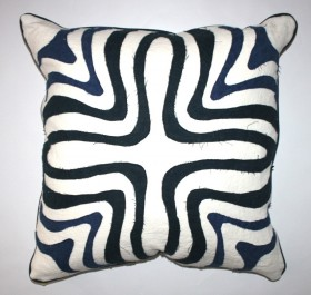 "Irene Throw Pillow - 24""SQ"