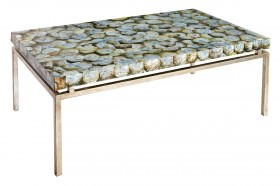 Mina Mother of Pearl Coffee Table