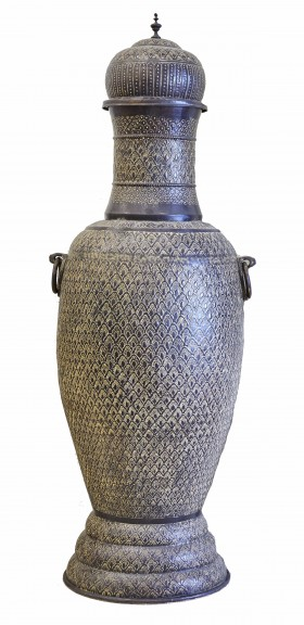 Tall Decorative Urn