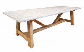 Mathias Marble Dining Table