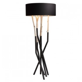 Outline Floor Lamp - black