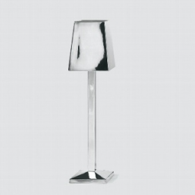 Palladio Silver Plated Table Lamp