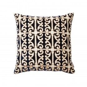 Petworth Blue Decorative Pillow