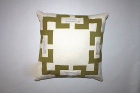 """Phoebe Accent Pillow - 18""""SQ"""