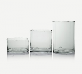 Sempre Bob Glass Vessel