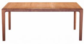Invito Walnut Dining Table - Extendable