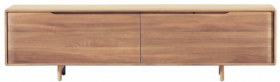 Invito Walnut TV Console
