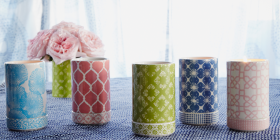 John Robshaw Collection Candles