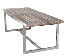 Bleu Nature Stream Dining Table