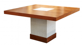 Sandstone Square Dining Table