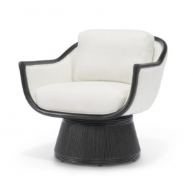 Balwin Swivel Lounge Chair