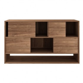 Teak Nordic Low Rack/Sideboard
