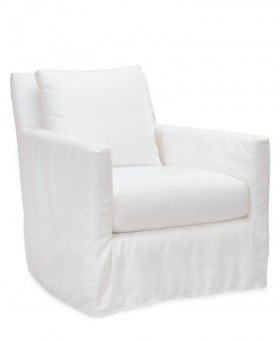 Nandina Outdoor Swivel Chair