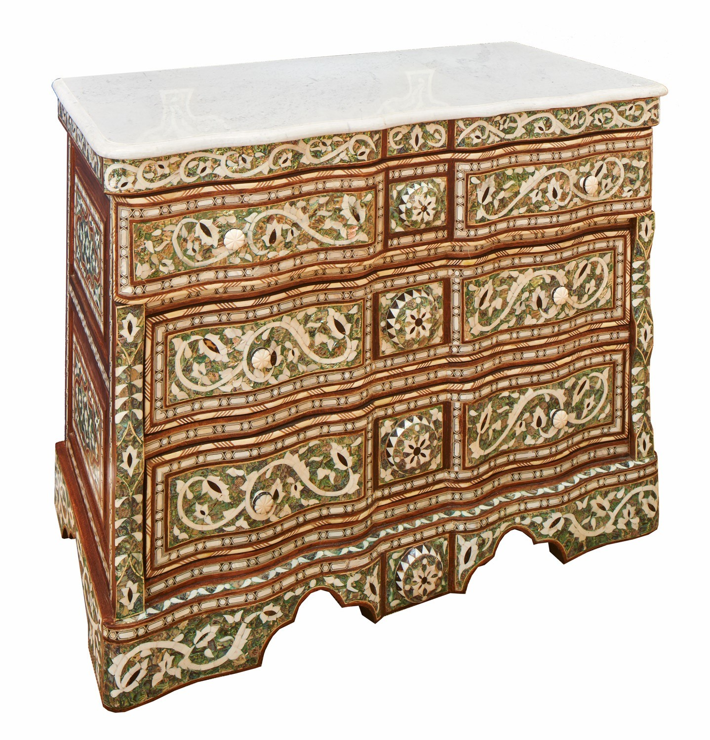 La Mamounia Inlay Chest